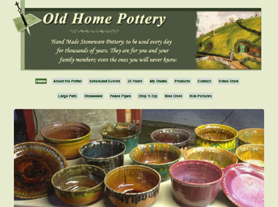 Old Home Pottery